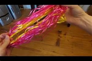 Cheerleader Pompons Basteln : video cheerleader pompoms basteln so geht 39 s selbst gemacht ~ Orissabook.com Haus und Dekorationen