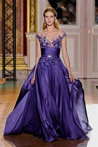 Royal purple wedding dresses naf dresses for Royal purple and white wedding dress