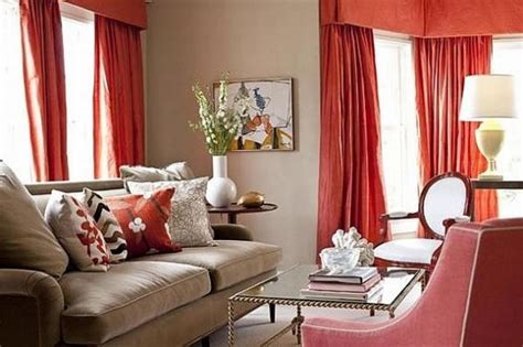living room curtain ideas beige furniture what color of curtains pillows will match