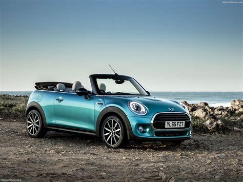 mini, Cooper, Convertible, Uk version, Blue, Cars, 2016 ...