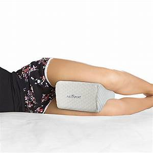 5 best knee pillow for side sleepers feb 2018 With best leg pillow for side sleepers