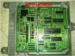 Engine Control Unit  Ecu