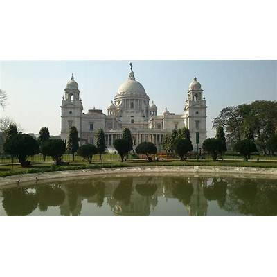 KOLKATA BLOG: Victoria Memorial - Part 1