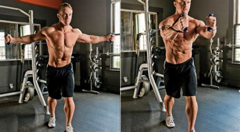 pec deck flyes cable crossovers bodybuilding chest workouts