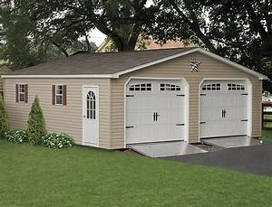 garages 2 car garages two car garage 2839 wide With 2 car garage kits for sale