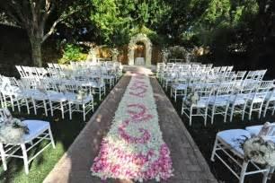 outdoor wedding aisle outdoor wedding aisle ideas quotes