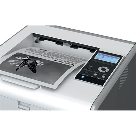 Ricoh sp 3600dn main specifications general ecology technology:led power consumption: Ricoh SP3600DN A4 Mono Laser Printer - 906231