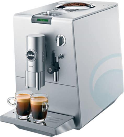 Jura s8 automatic coffee machine, chrome. Jura Coffee Machine ENA7WHITE | Appliances Online