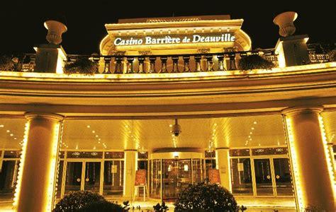 siege lucien barriere casino barrière de deauville jeux de tables et