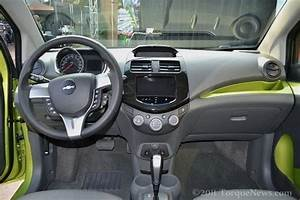 A look at the 2012 Chevy Spark interior Torque News