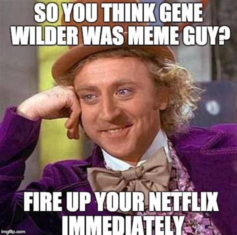 Memes And Genes - how beloved actor gene wilder became an internet meme