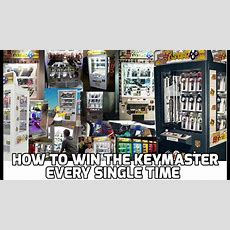 How To Win The Keymaster Every Time Youtube