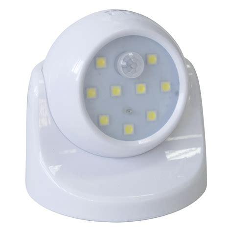 motion sensor light with rolson 61788 smd wireless motion sensor light