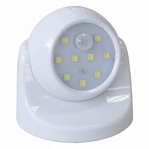 Rolson 61788 Smd Wireless Motion Sensor Light