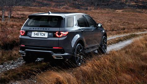 2018 Range Rover Evoque, Land Rover Discovery Sport