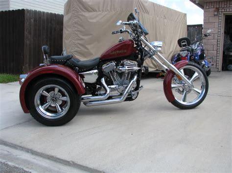 Sportsters Harley Trikes Trike Kits Trike Conversions
