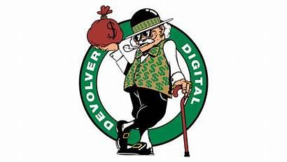Celtics Boston Clipart Leprechaun Transparent Tshirt Webstockreview