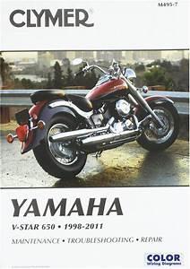 Yamaha V Star 5 Engine Diagram Book Di 2020