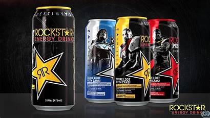 Rockstar Energy Drink Destiny Drinks Tarts Pop