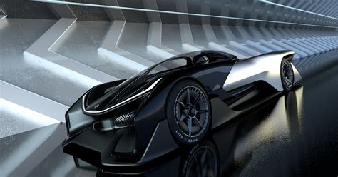 this is faraday future s ridiculous 1 000 horsepower