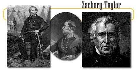 twelfth  president zachary taylor