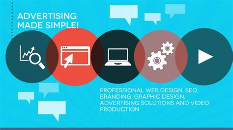 marketing solutions web design video production info