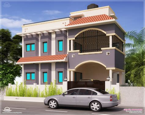 Indian Home Exterior Pictures Low Budget — House Style And