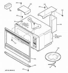 Ge Wall Oven W  Microwave Parts