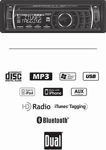 Dual Car Stereo System Xhd6430 User Guide