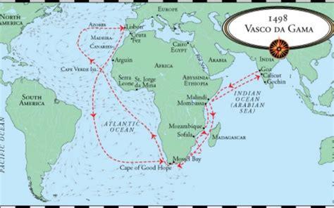 Route Vasco Da Gama by 519 Years Ago Today Vasco Da Gama Set Foot In India