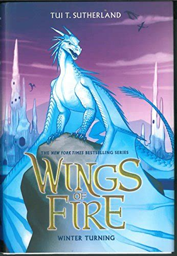 winter turning wings  fire book  book review