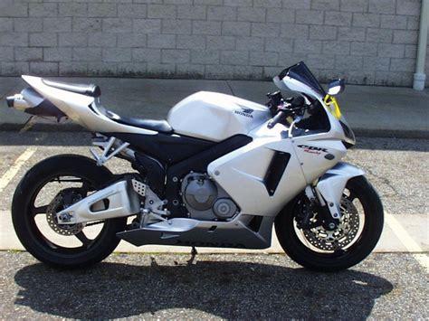 honda cbr 600cc 2006 2006 honda cbr600rr cbr600rr sportbike for sale on 2040