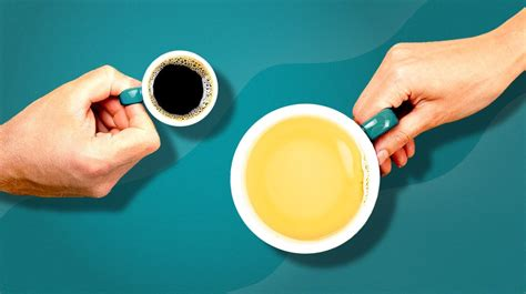 We can say that it is always difficult to decide which drink is healthier but, if we look at the pointers, tea is surely a winner! Green Tea vs. Coffee: Which Is Better for Your Health?