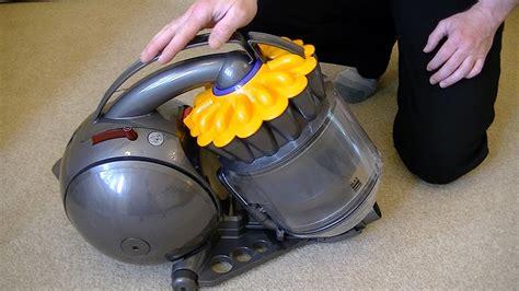 dyson dcc multi floor cylinder vacuum cleaner