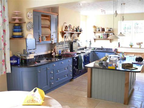 Blue Kitchen Ideas Marceladick