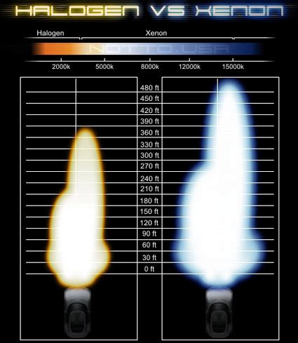 Led Vs Halogen Lights by Halogen Vs Led Aux Lights Comparison Ford Raptor