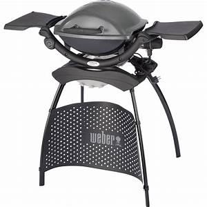 Barbecue Weber Electrique Q140 Leroy Merlin
