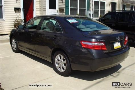 toyota camry limo 2008 toyota camry car photo and specs