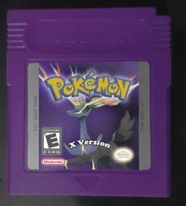 Pokemon X Cartridge White Images | Pokemon Images
