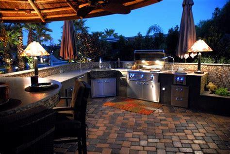 houston outdoor kitchen backyard kitchen