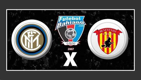 Onde assistir Internazionale x Benevento AO VIVO pelo Italiano