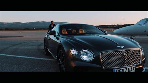 2018 New Bentley Continental Gt Lifestyle In Monaco