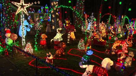 christmas lights  wake county abccom