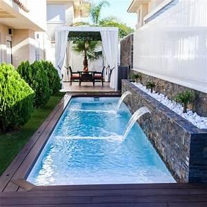 Mini Pool Design : pool design ideas remodels photos small swimming pools pinterest pool designs small ~ Markanthonyermac.com Haus und Dekorationen
