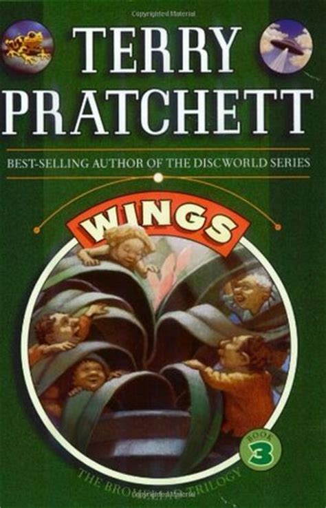 wings bromeliad trilogy   terry pratchett reviews discussion bookclubs lists