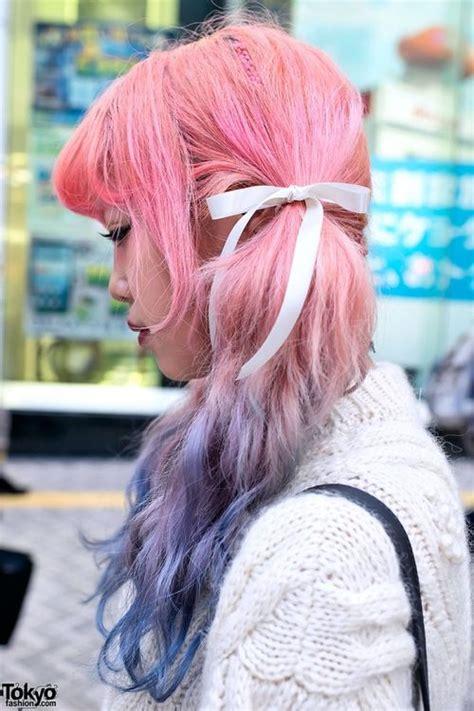 Japanese Fashion Tumblr That Hair Is So Cute