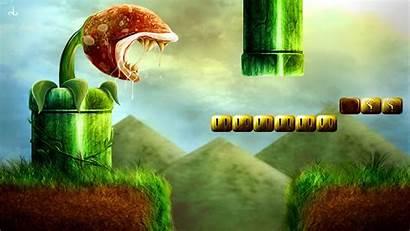 Mario Games Super Wallpapers Desktop Backgrounds Background