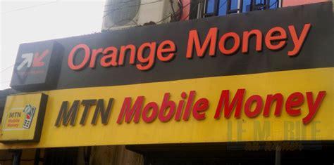 mtn mobile money orange et mtn lancent l interop 233 rabilit 233 des paiements