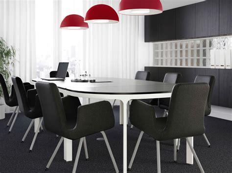 bureau moderne ikea noir et blanc et moderne ikea