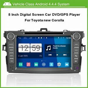 Android Car Dvd Player For Toyota Corolla Altis Gps